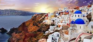 The Hills Honeymoon in Santorini - Honeymoon registry Santorini