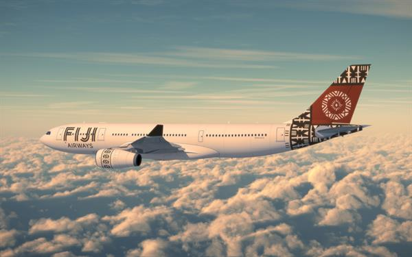 Flights from Nadi to LA