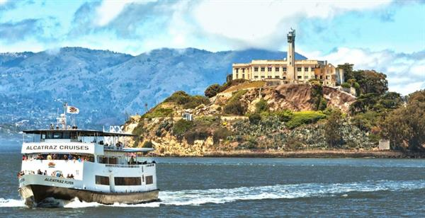 Boat tour of San Francisco Bay and Alcatraz