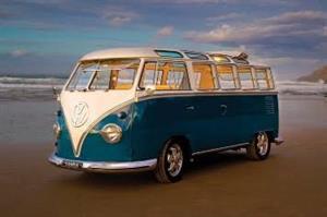 Our Dream Kombi Van Fund! - Honeymoon registry Around stunning NZ in our beautiful Kombi!