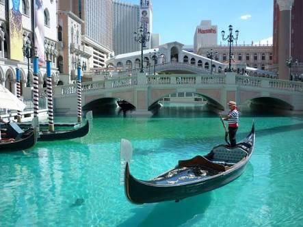 Gondola in venice -