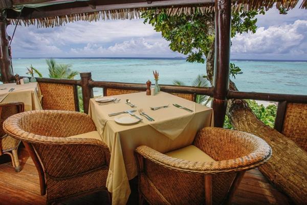 Panoramic View Dinner
