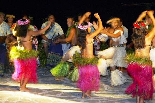 Island Night, Cultural show and dinner