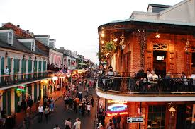 Accommodation in New Orleans
