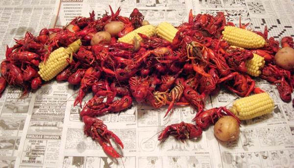 Crawfish Dinner
