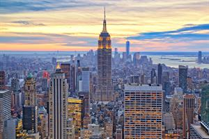 Our dream honeymoon to the big apple! - Honeymoon registry New York