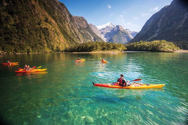 Milford Sound Paddle (1 person)