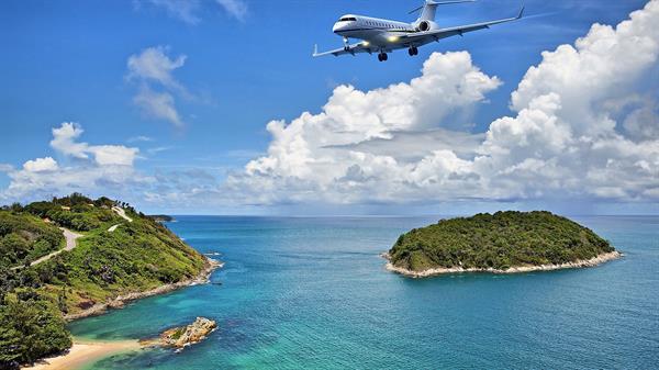 Queenstown to Fiji Flight