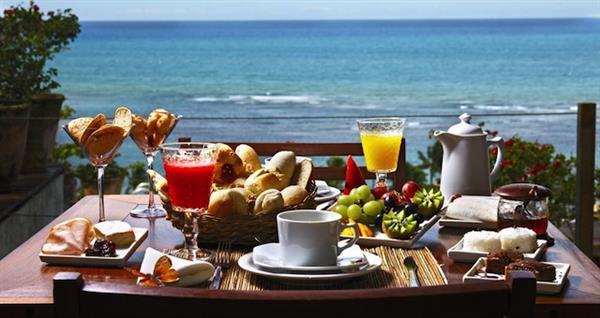 Ocean Terrace Breakfast for Two