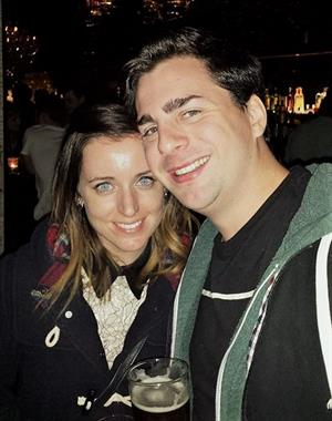 Tom and Courtney are getting hitched! - Honeymoon registry Europe