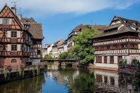 Strasbourg Canal Cruising