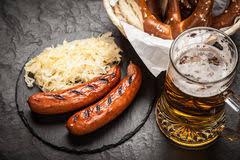 Bier und Bratwurst fund