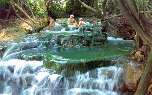 Full-Day Jungle Tour, Including Tiger Cave Temple, Crystal Pool & Krabi Hot Springs