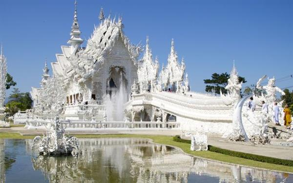 Chiang Rai Day Trip from Chiang Mai City