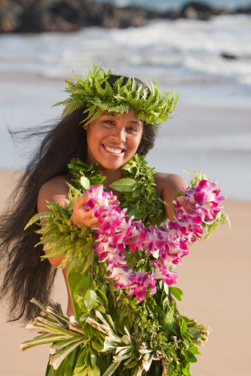 Lei Creation Experience
