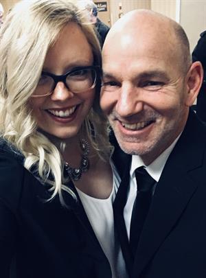 Tracy Roefs and Greg Teepe Wedding  - Honeymoon registry New York City