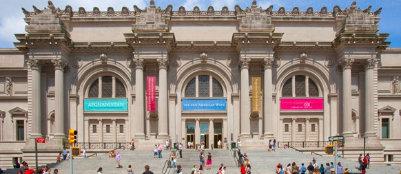 Tickets to the Metropolitan Museum of Art (MET)