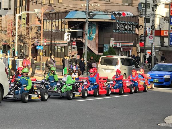 MariCAR - Mario Kart go-carting