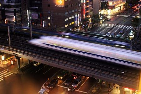 Bullet Train: Tokyo-Nagano