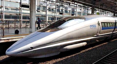 Bullet Train: Tokyo-Osaka