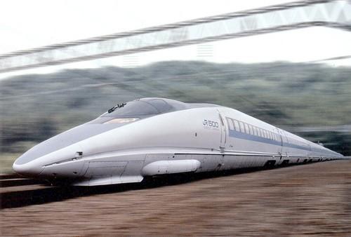 Bullet Train: Nagano-Osaka