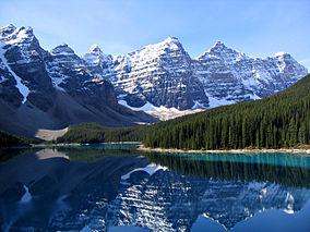 Accommodation at Banff National Park