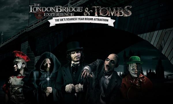 The London Bridge and Tombs experience