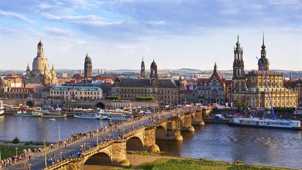 Dresden tour