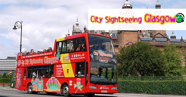 Glasgow City Sightseeing Bus