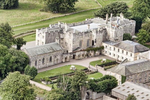 Hazelwood Castle Accommodation in Leeds