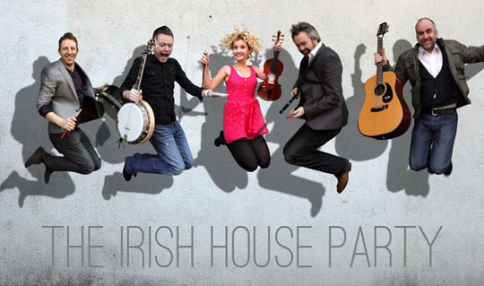 Traditional Irish Show with 3-Course Dinner in Dublin