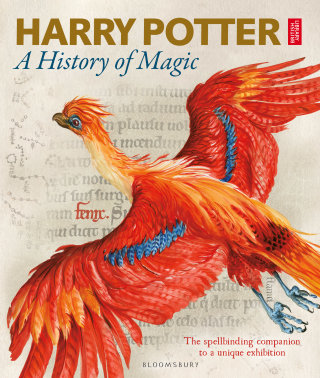 British Library Exhibition- Harry Potter: A History of Magic