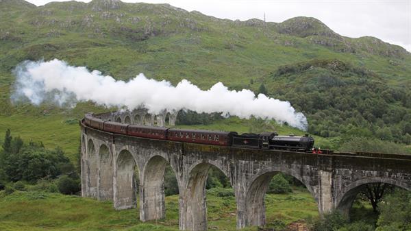 Glenfinnan Viaduct tour