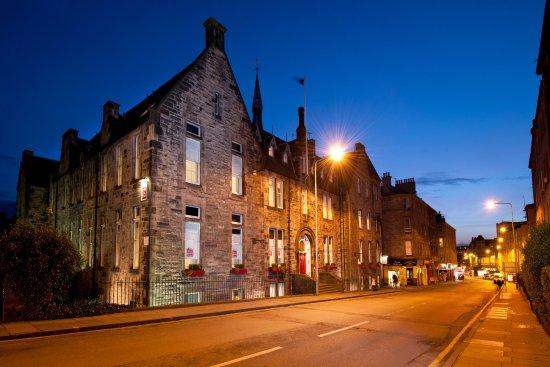 Hogmanay Edinburgh accommodation