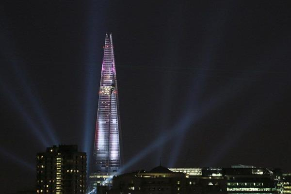 The Shard - Viewing Gallery