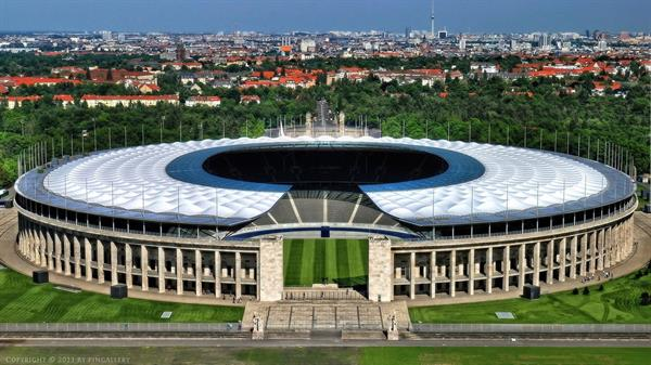 Berlin Olympic Stadium Tour