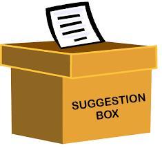 Make a suggestion!