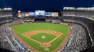 Baseball Game - Toronto BlueJays & Yankees