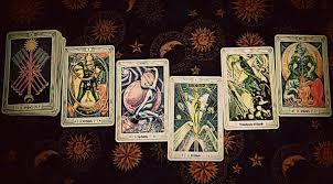 Tarot Reading at Glass Magick
