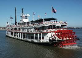 Paddleboat dinner cruise on the Natchez