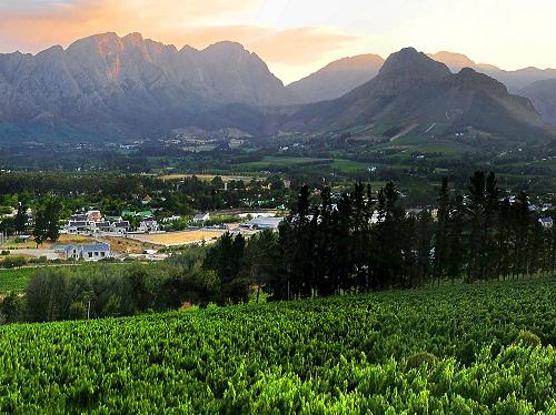 Franschhoek Winery weekend