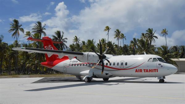 Internal island flights
