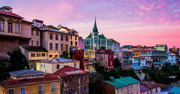 Valparaíso and Viña del Mar Tour