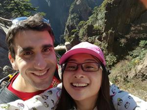 Yingying and Filipe's honeymoon in China! - Honeymoon registry China
