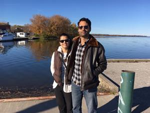Zain and Andrea's Honeymoon - Honeymoon registry Northwest Terriories and Alberta
