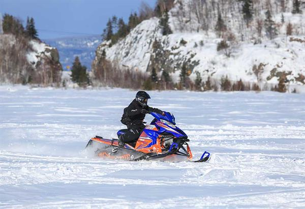 1 Snowmobile Tour