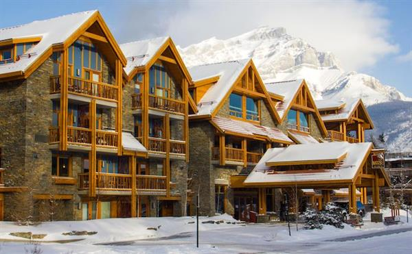 Third Night at Moose Hotel and Suites in Banff